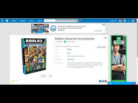How To Get The New Roblox Character Encyclopedia Book I Roblox