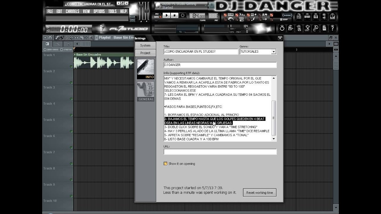 Como Encuadrar En Fl Studio? - YouTube