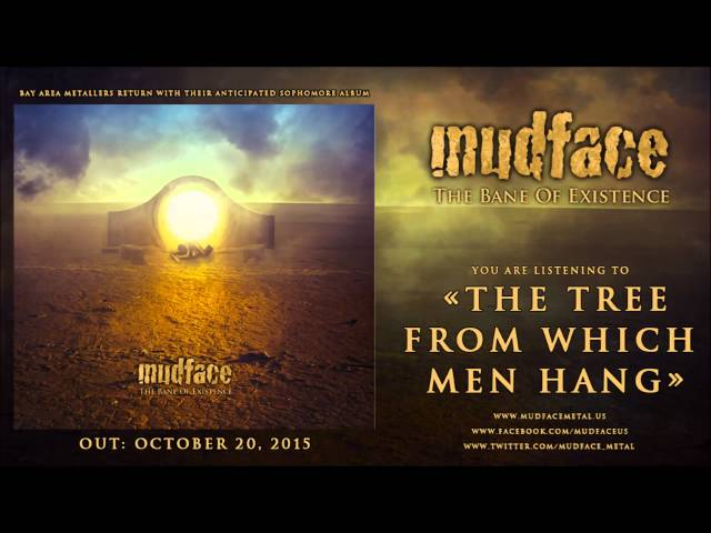Mudface- The Bane of Existence (Offical Album Teaser)
