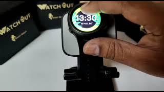 Switching on Without Sim , With WiFi : WatchOut NextGen Kids Smart Watch
