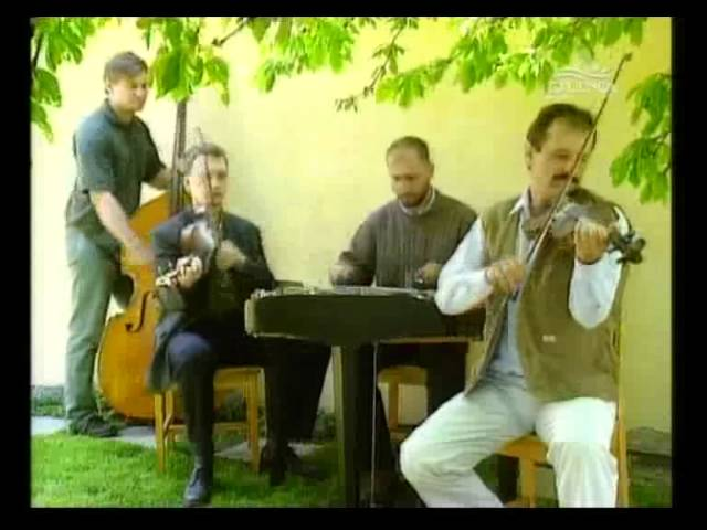 Hungarian folk music (Gázsa Zenekar - Ádámosi lassú csárdás és szökő)