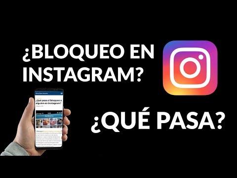 ¿Qué Pasa si Bloqueo a Alguien en Instagram?