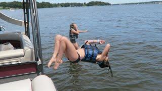 Gymnastics On A Boat (WK 287.4) | Bratayley thumbnail
