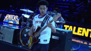 Baixar Raghav at Madison Square Garden Knicks Half Time Show - Voodoo Child