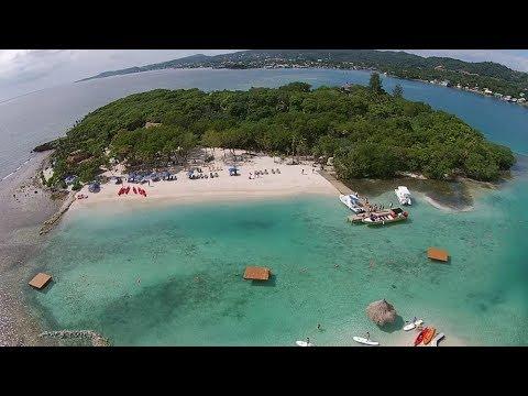 Routan Honduras, Big French Key and Mahogany Bay Beach