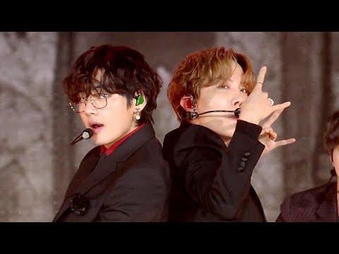 BTS  Dionysus [2019 SBS Gayo Daejeon_Music Festival Ep 3]