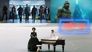 [ĐIỂM TIN]: Godzilla vs Kong hoãn chiếu, Fast & Furious kết thúc ở phần 10