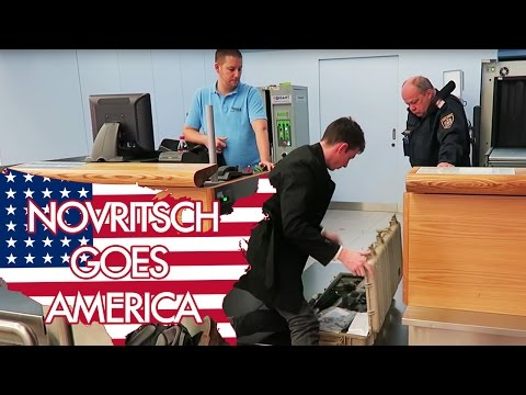 Novritsch goes America