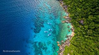 Thailand Drone