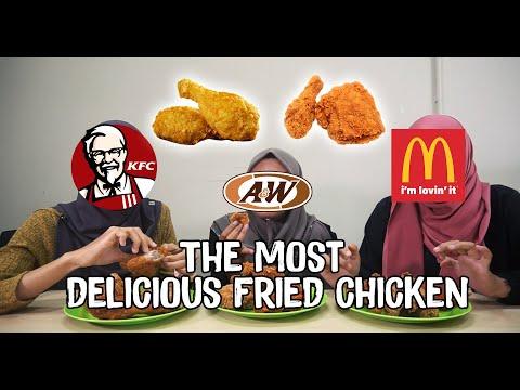 LexCelen: Ayam Goreng Fast food mencari yang tersedap (Most Delicious Fried Chicken in Malaysia)