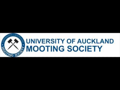 University of Auckland Mooting Society introduction presentation