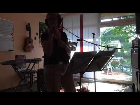 Die Tänzerin  gesungen von Rita Becker    von Ulla Meinecke