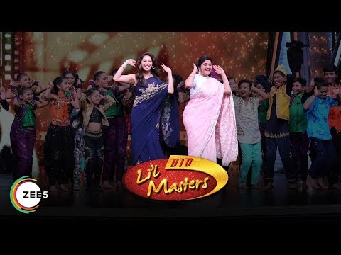 Madhuri Dixit & Renuka Shahane  on DID Li'l Masters  EXCLUSIVE Sneak Peek