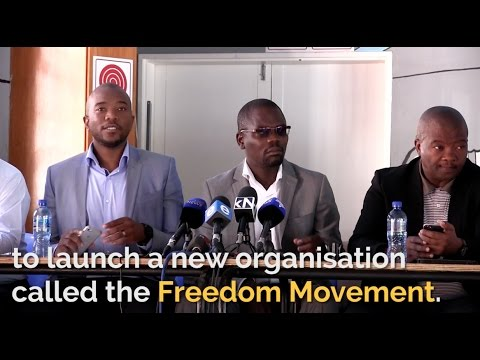 Freedom Day: New Freedom Movement marches against Zuma
