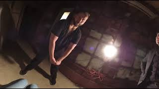 VR 360 4k TEST Basement Scene - with our sexy actress