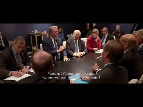 An Inconvenient Sequel: Truth to Power: Belgian Trailer