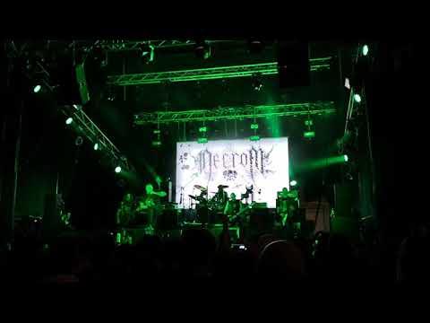 Necrom - The Oldest Horror Live @ Metal East: Нове Коло, Харків, 31.05.2019