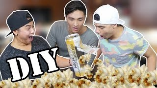 CAN WE DIY?!   Popcorn Machine