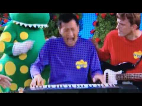 funny scne from one of The Wiggles episodes