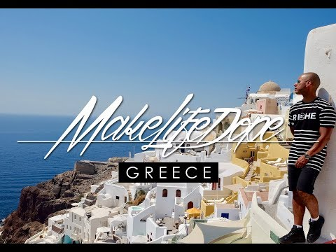GREECE - A PHOTOGRAPHER'S DREAM - 4K- ATHENS SANTORINI MILOS