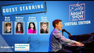 S4 EP2 Joshua plays with Noah Baird Audrey Cymone, Madison Lagares and Grant Steele