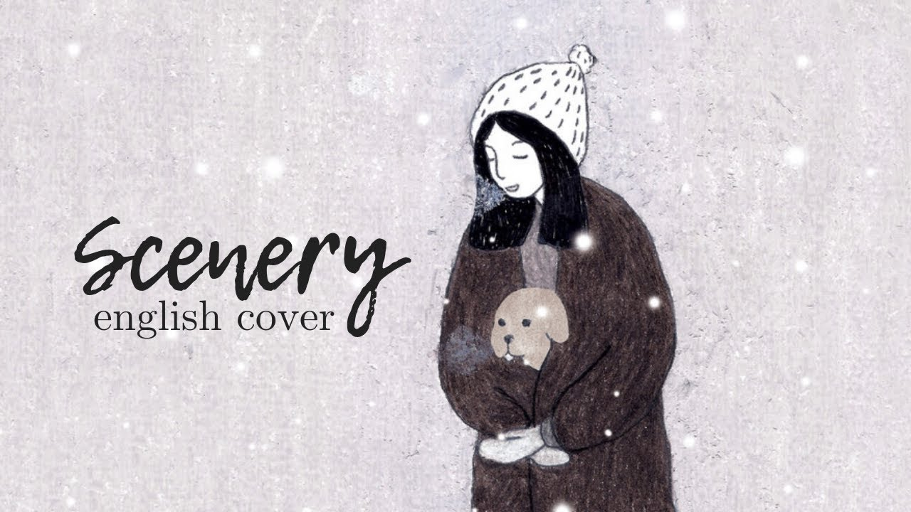 Scenery Bts V English Cover Youtube
