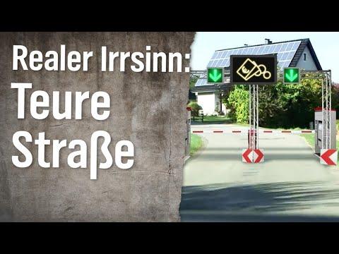 Realer Irrsinn: Teurer Straßenbau in Bünde | extra 3 | NDR