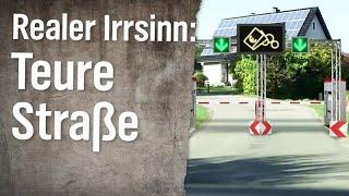 Realer Irrsinn: Teurer Straßenbau in Bünde
