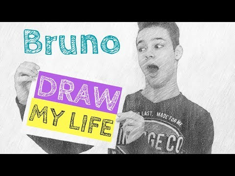 DRAW MY LIFE | Bruno Lukić w/ 10ficho