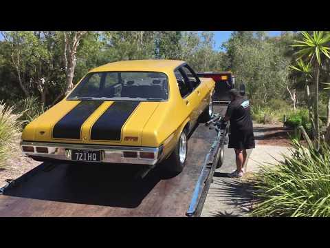 1972 Holden HQ GTS
