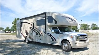 2015 Thor Motor Coach Chateau 35SB Complete Walk-through