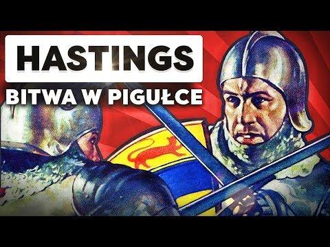 Bitwa pod Hastings. Historia Anglii w pigułce.