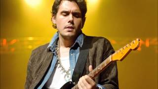 John Mayer Daughters karaoke sang by audrey