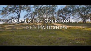 Prayer for Overcoming Life's Hardships HD