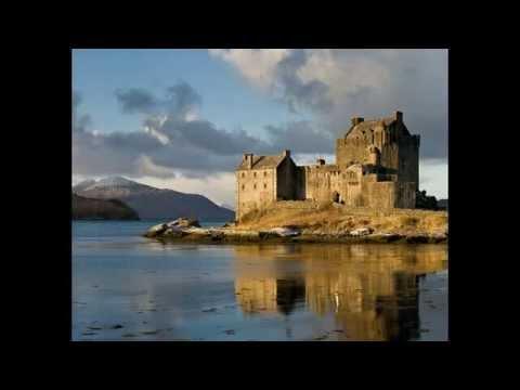 Kinloch Castle in Scotland.