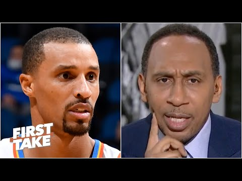 Stephen A. reacts to George Hill's comments on the NBA's strict COVID-19 protocols | First Take