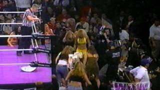 Women Of Wrestling - Episode 15: Part 5 - Thug Vs Selina Major…