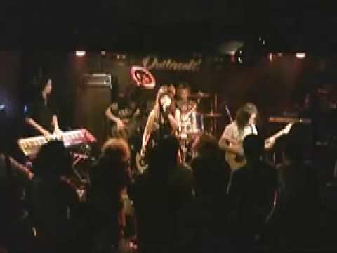 AREA51 LIVE 2008 - Japanese metal band