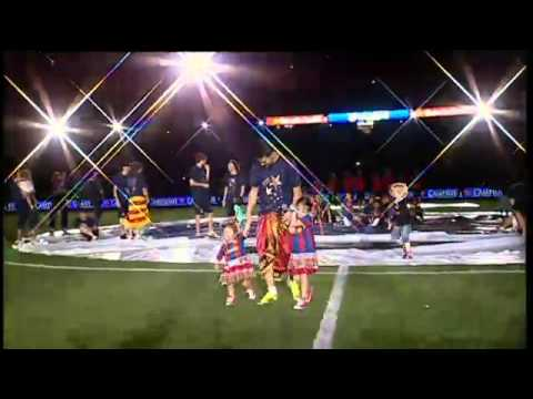 FC BARCELONA - Celebration Season 2010-2011