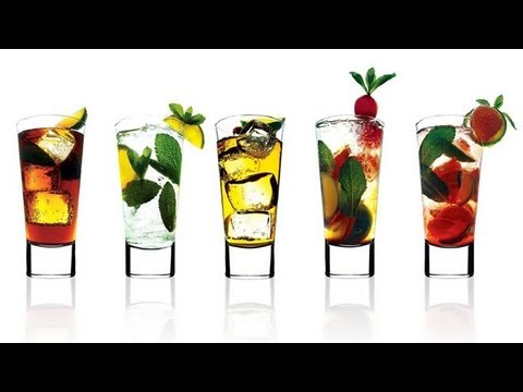 Delicious Signature Cocktails: Summer Fridays with the Kissters (The Frugalicious Show)