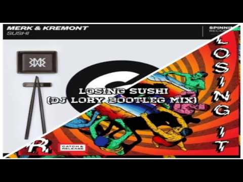 Merk & Kremont Vs Fisher - Losing Sushi (Dj Lory Bootleg Mix)