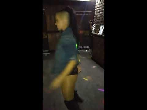 TWERK SHOW / Missy Elliott / WTF / Choreography and dance by Martina Panchová