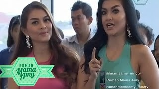 Joget Seru with Raffi, Gigi, Duo Racun Youbi Sister, Trio Macan  - Rumah Mama Amy (2/12)