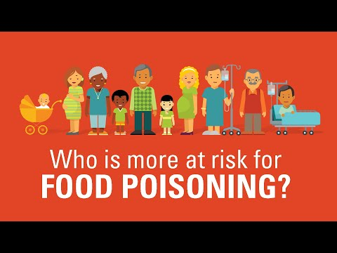 People At Higher Risk For Food Poisoning
