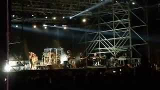 Anastacia - Back in black AC/DC cover live @ Cattolica IT