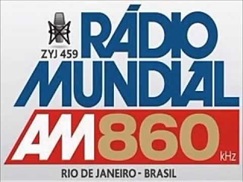 (RADIO MUNDIAL) VINHETAS DA EXTINTA RADIO MUNDIAL AM 860 khz _ RIO DE JANEIRO