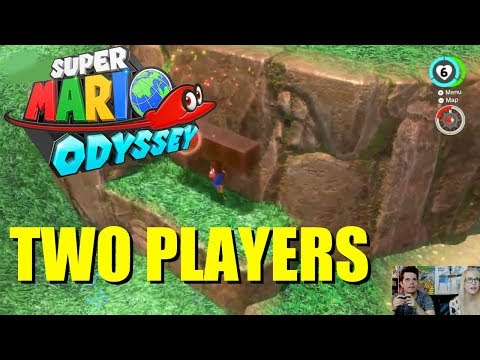 Super Mario Odyssey Two Player Mode