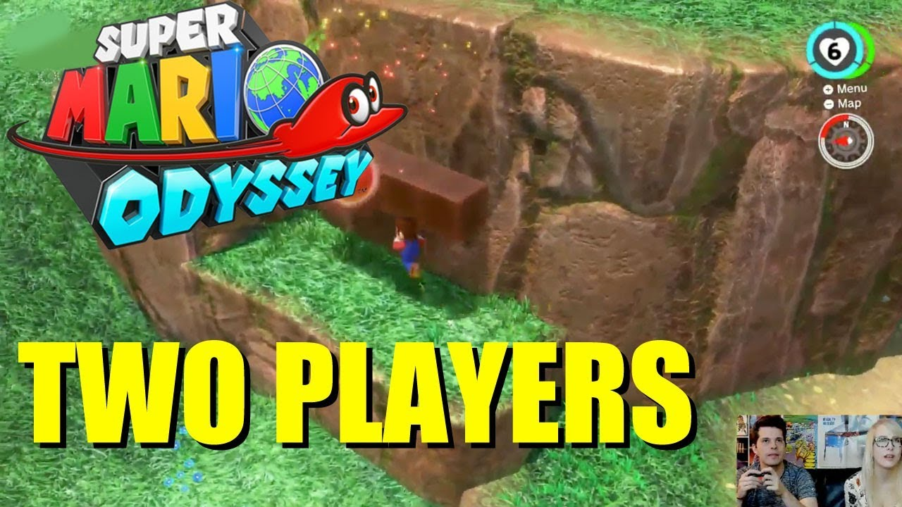 mario odyssey 2 player mode