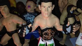 Round 5 UFC / MMA Figure Collection