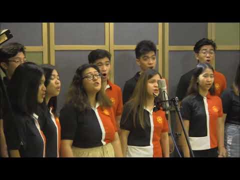 Ivo ANTOGNINI Canticum Novum by Centro Escolar University Singers